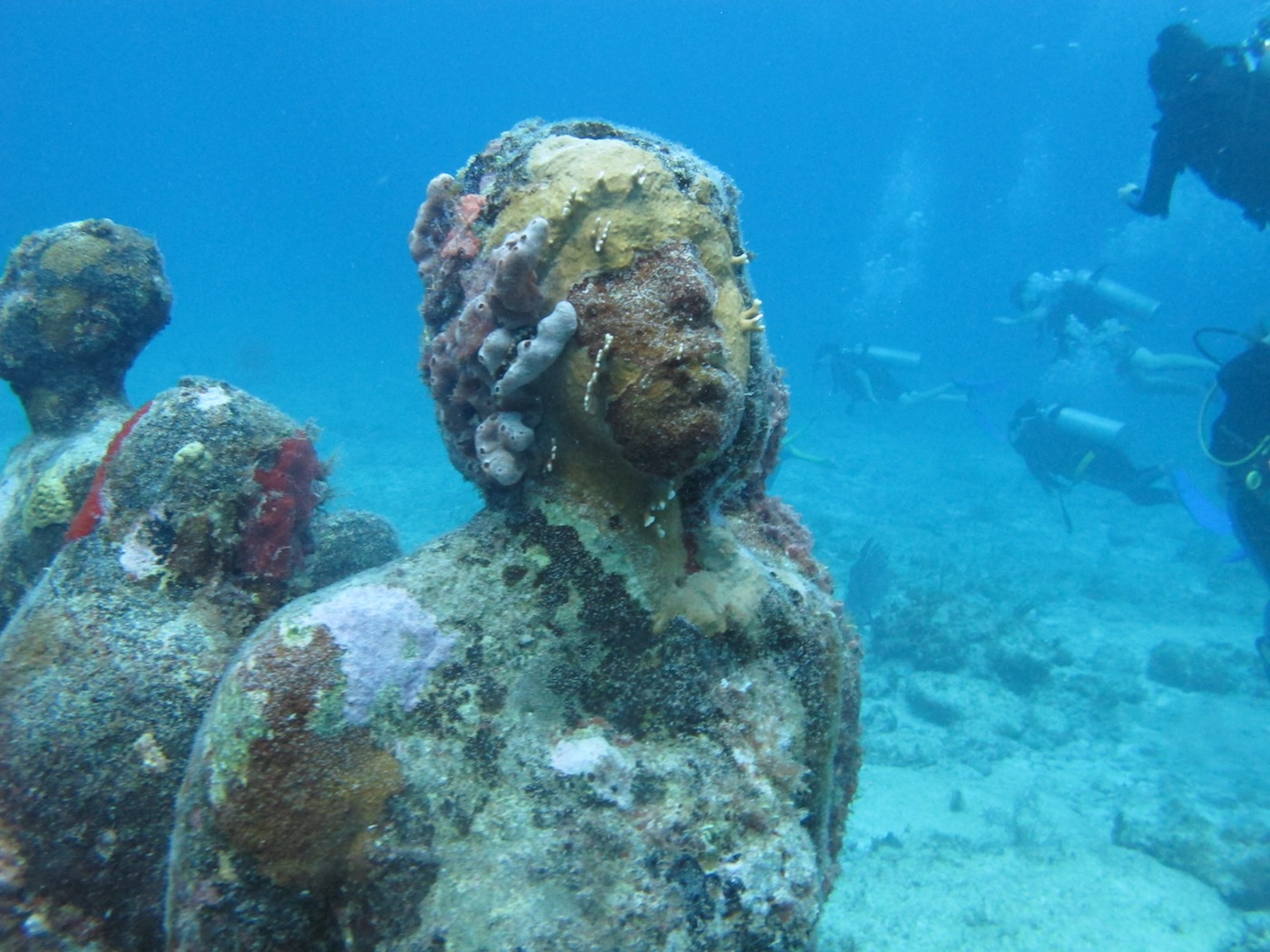 MUSA-Underwater-Museum-Snorkeling-Scuba-Diving-Tours-Isla-Mujeres-Carey-Dive-Center-13