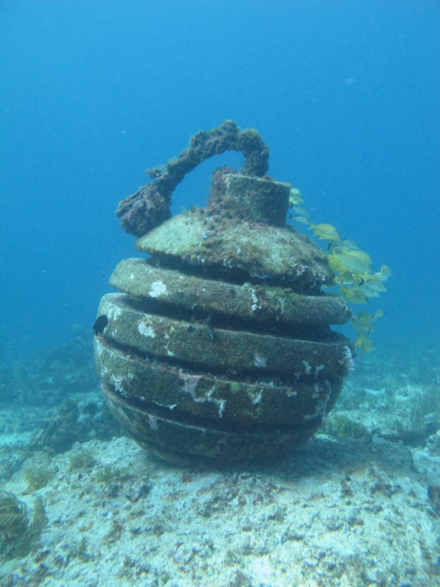 MUSA-Underwater-Museum-Snorkeling-Scuba-Diving-Tours-Isla-Mujeres-Carey-Dive-Center-7
