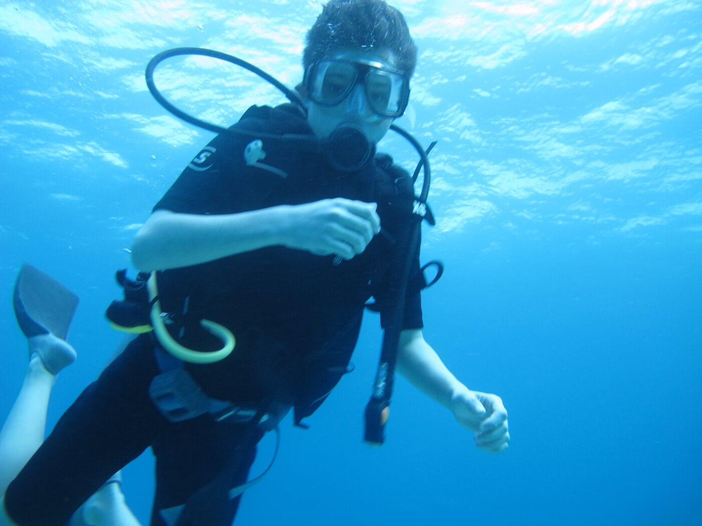 Scuba-Diving-Isla-Mujeres-Carey-Dive-Center-22