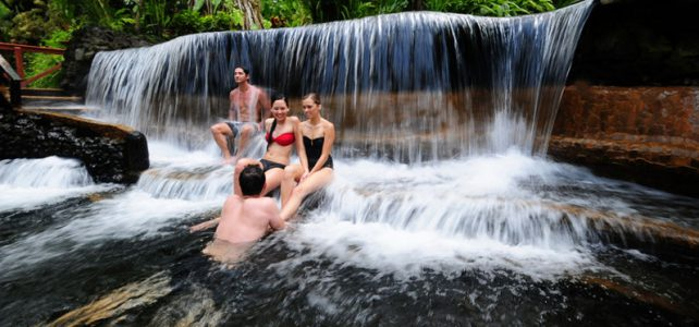 Arenal Volcano Hot Springs Overnight Trip