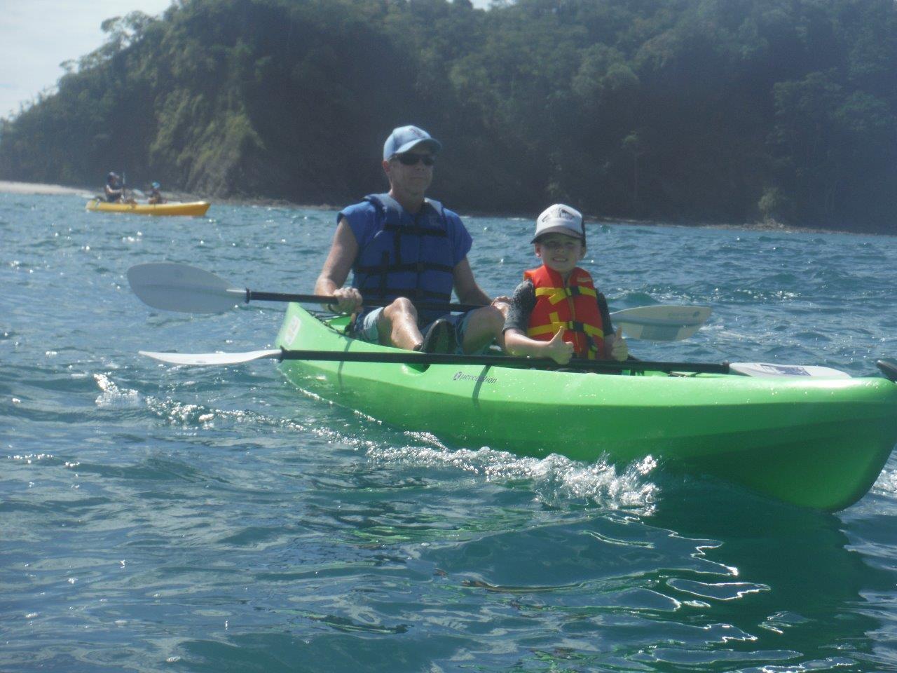 Ocean Kayak Carrillo Adventures