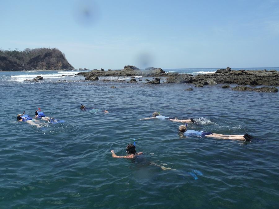 Snorkeling Carrillo Adventures3