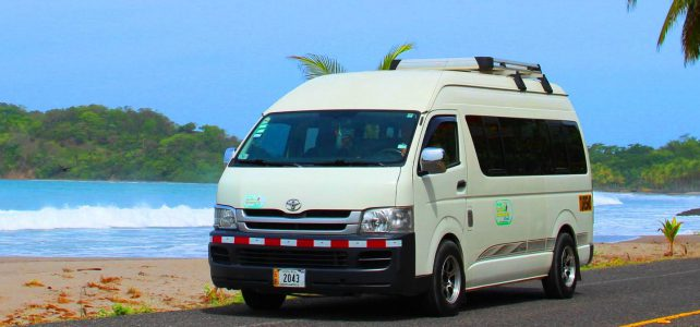 Daily Shuttles all Over Costa Rica