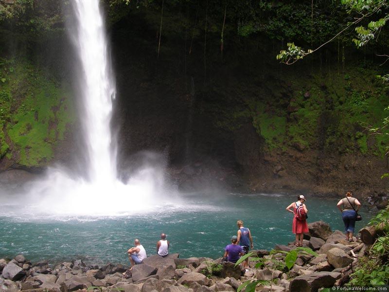 Waterfall Carrillo Adventures