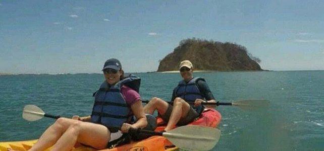 Ocean Kayak & Snorkeling Chora Island