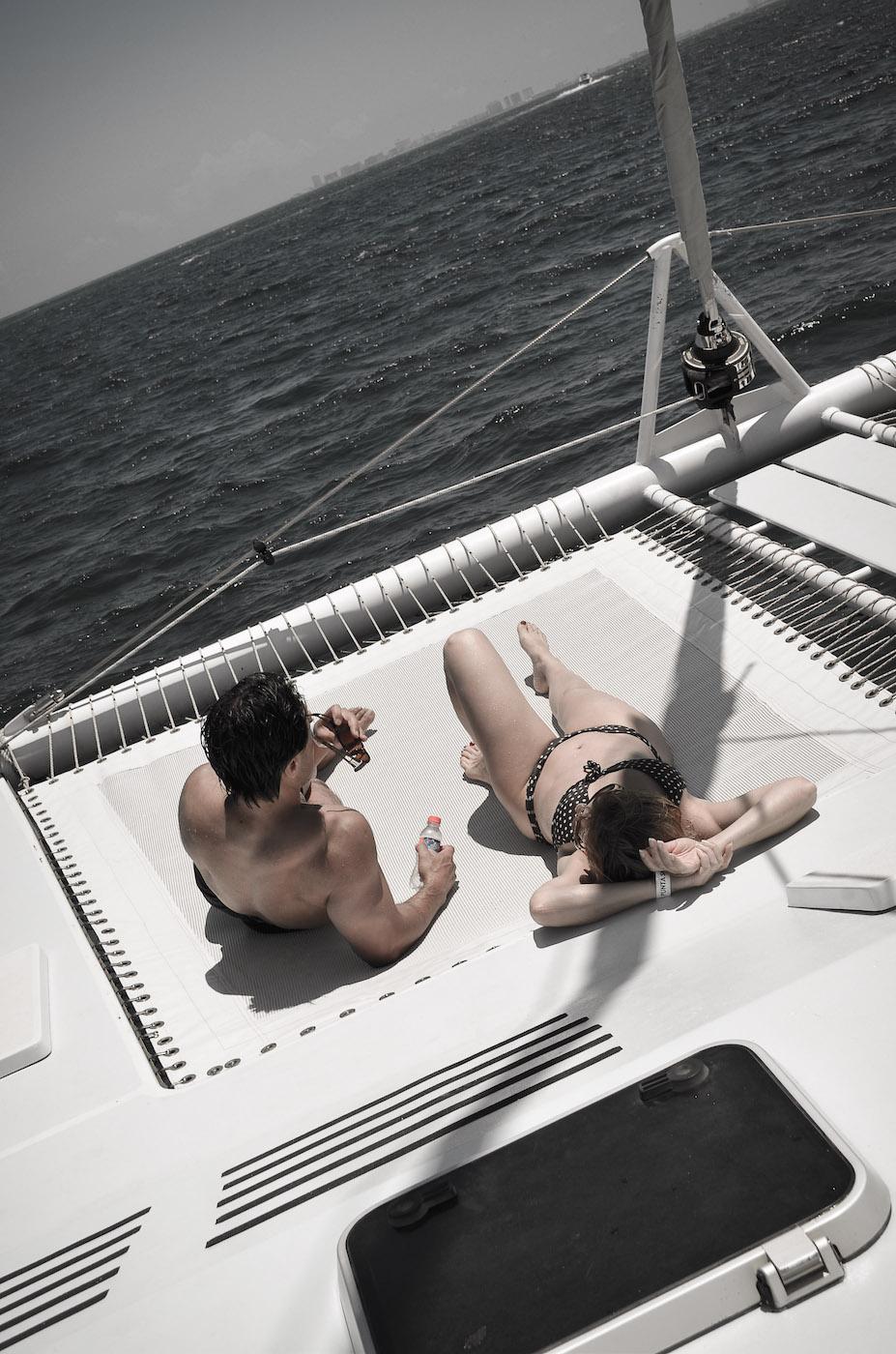 Private-Catamaran-Sightseeing-Watersports-Snorkeling-Tours-