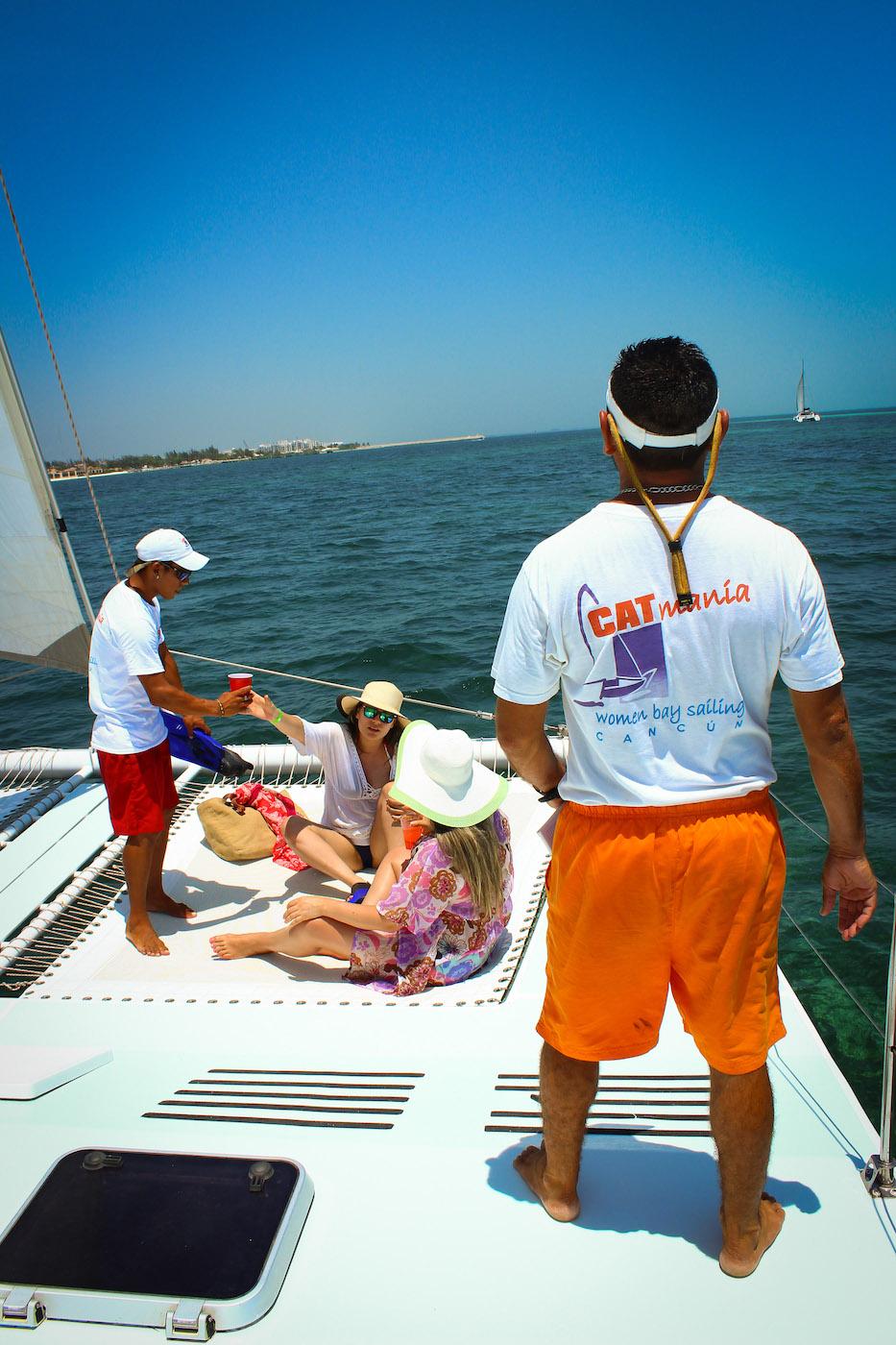 catmania-catamaran-charter-sailing-cancun-isla-mujeres