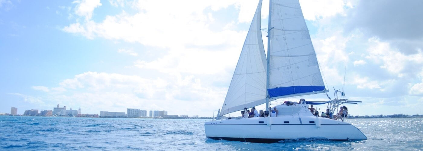 Sailing Tour to Isla Mujeres