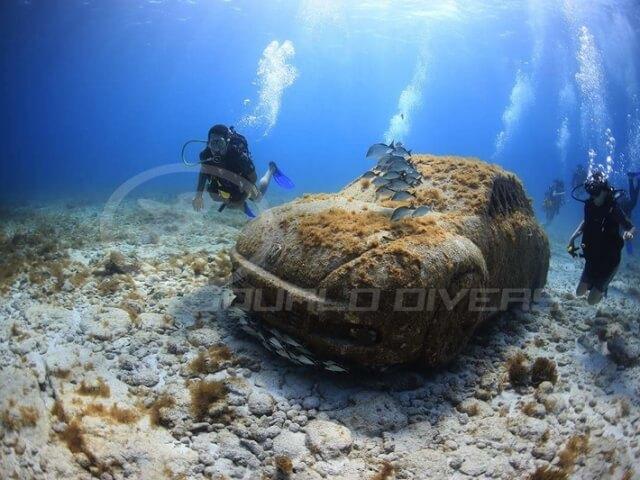 Cancun-Scuba-Diving-Beginner-Dive-Lesson-2