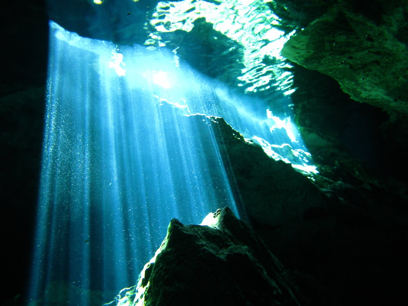 Cenotes and caves 1