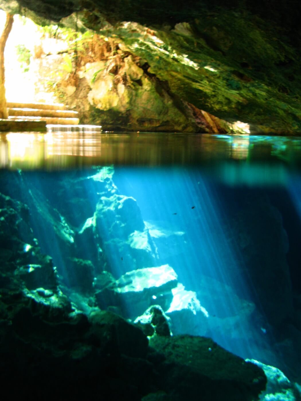 Cenotes and caves 3