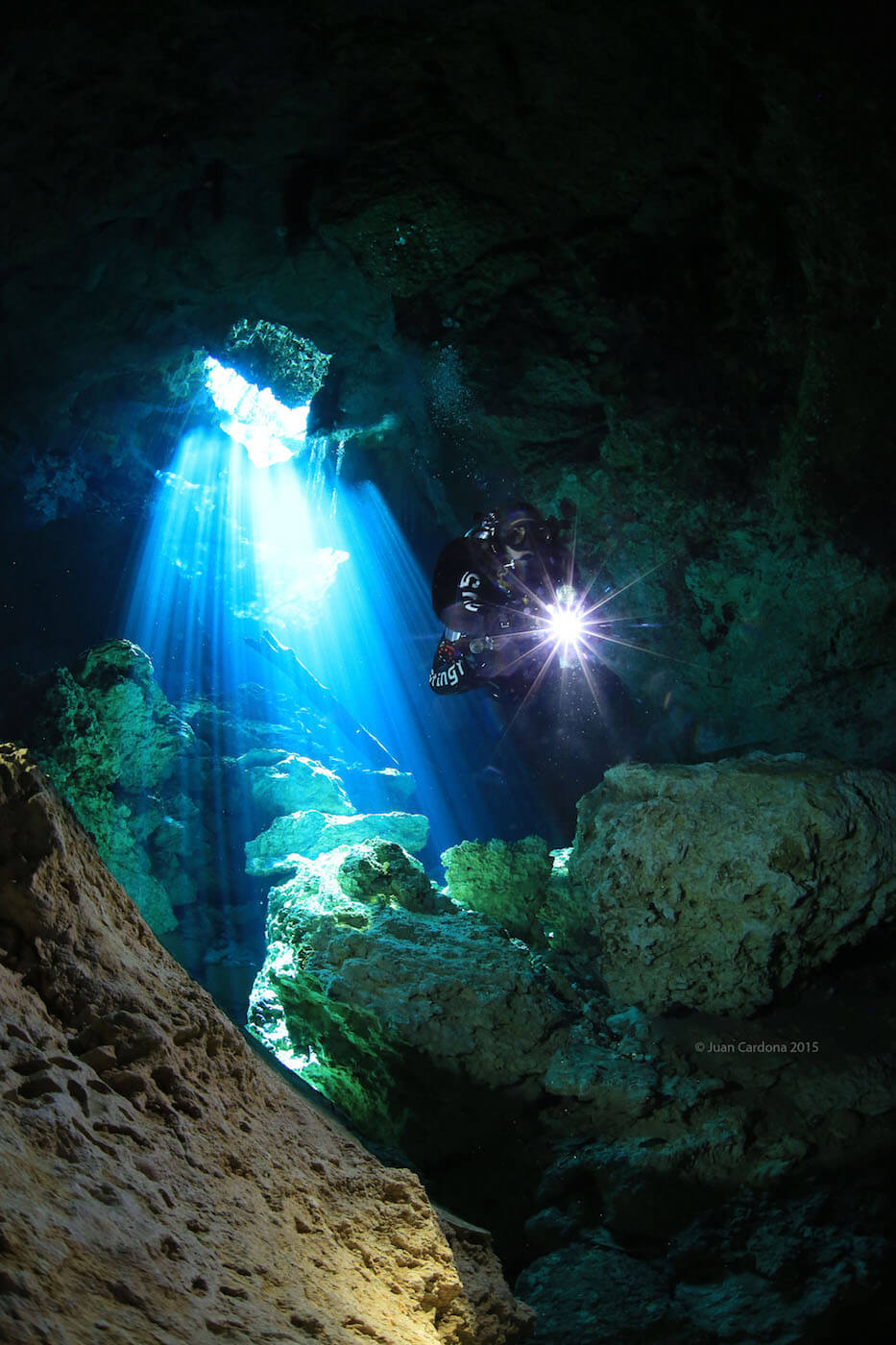 Cenotes and caves 7