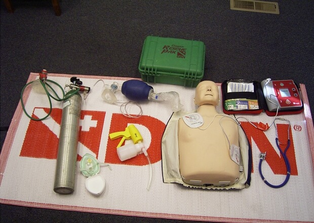 First-Aid-Certification-Course-Cancun-Dive-Center-Riviera-Maya-2