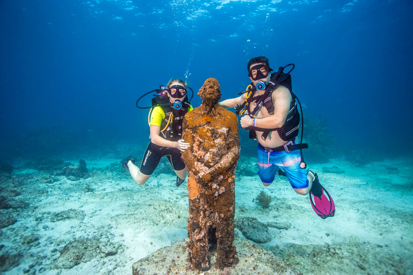 MUSA-Underwater-Museum-Cancun-Dive-Center-Caribbean-Connections-9