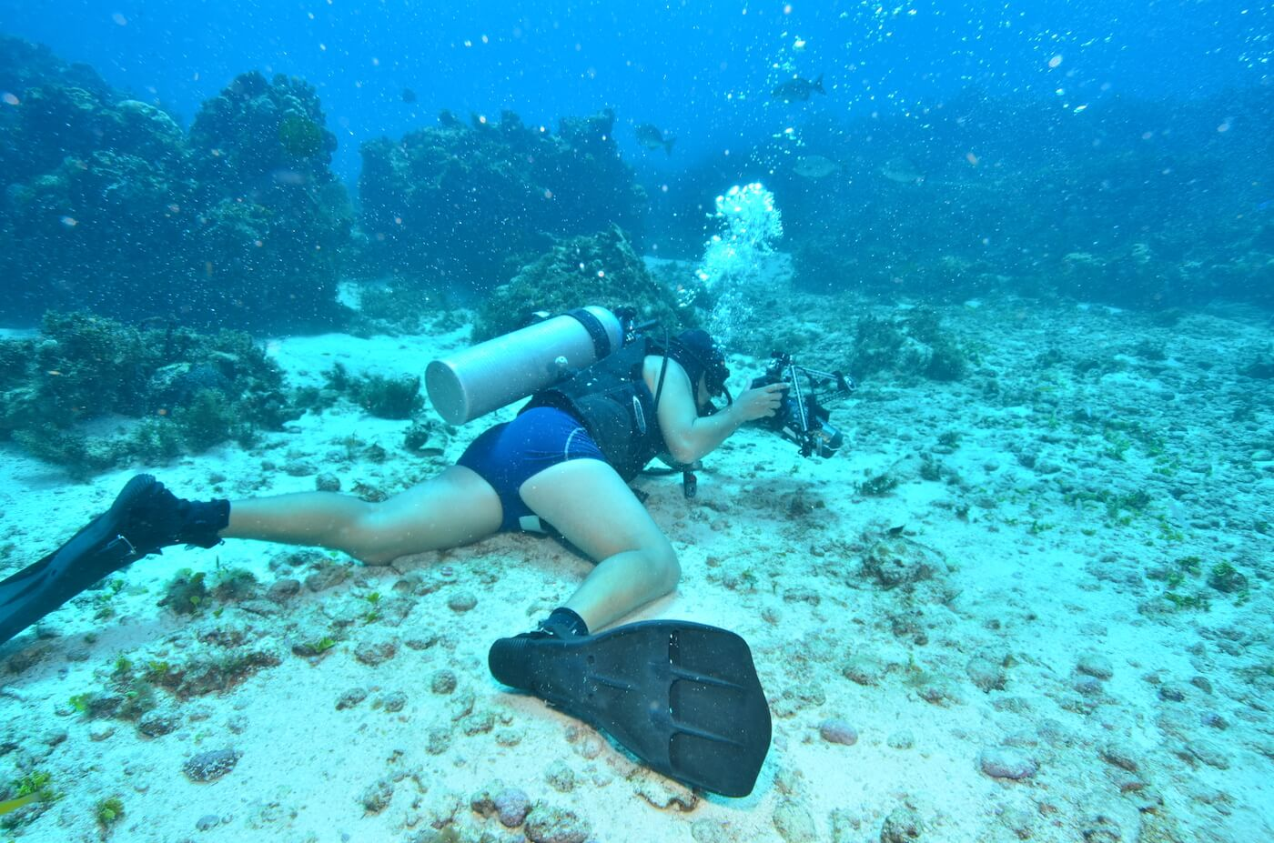 Scuba-Divers_Cancun-Dive-Center-Carbbean-Connection-18