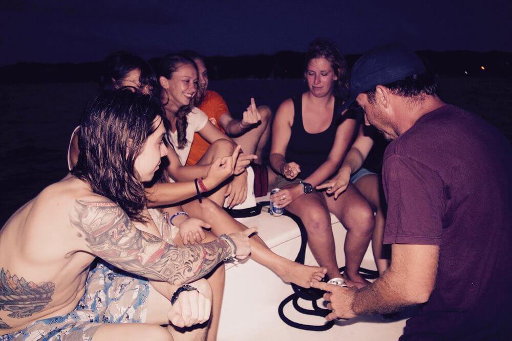Coconut Tree Divers Roatan Dive Shop