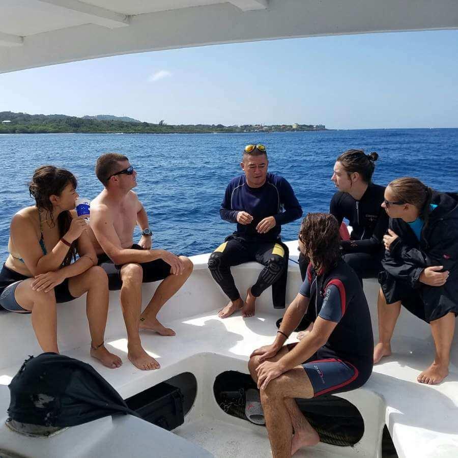 Roatan-Pro-Dive-Shop-Courses-Professional-Scuba-Diving-Tec-Certifications-9