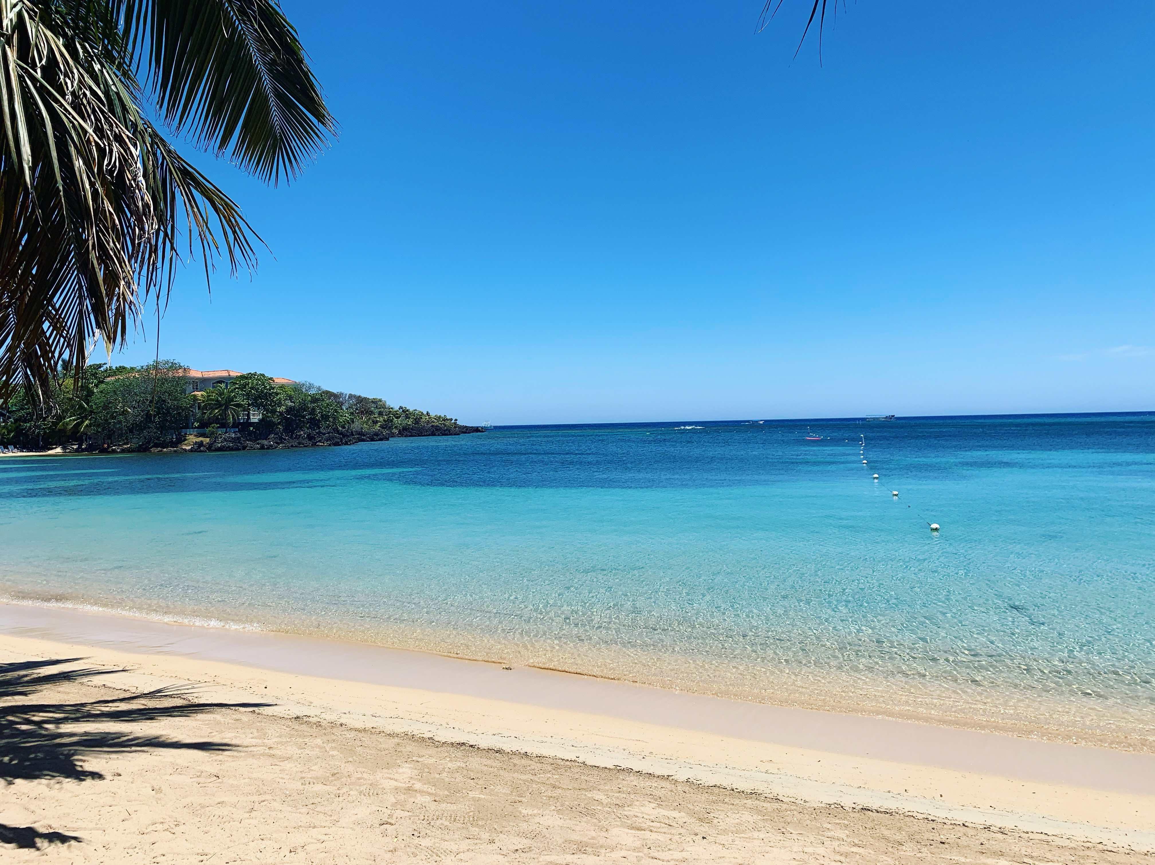 Reef Safe Sunscreen Roatan beach