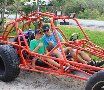 Dune Buggy Adventours