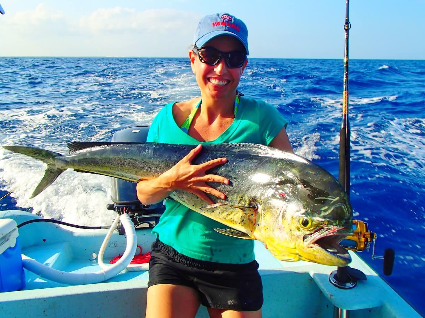 Cozumel Deep Sea Fishing Trips-3