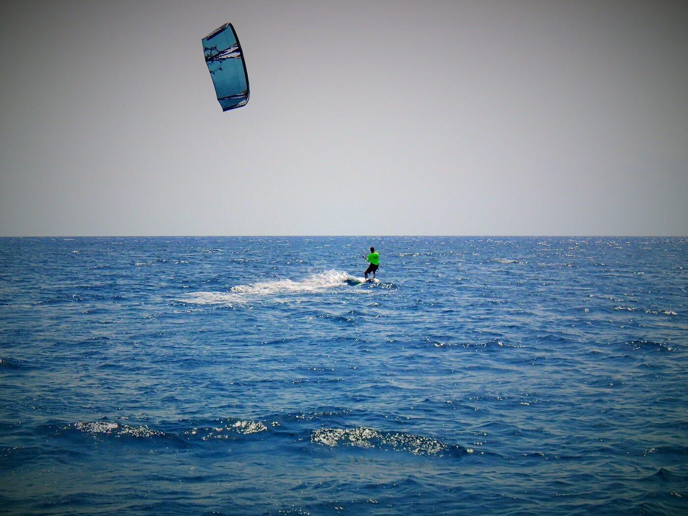 Cozumel Kiteboarding Tour Lessons-2