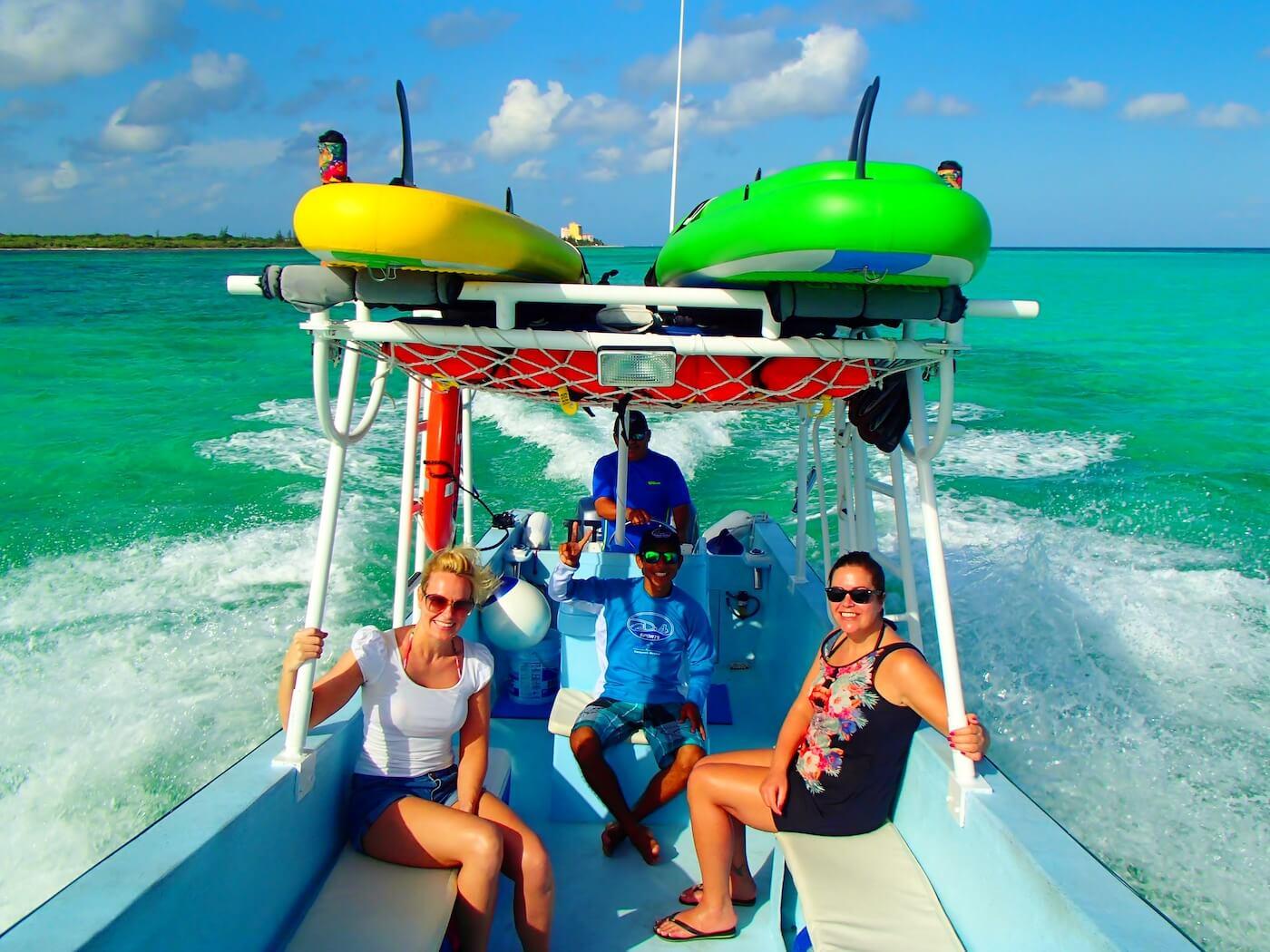 Cozumel SUP Caribbean Tour-1