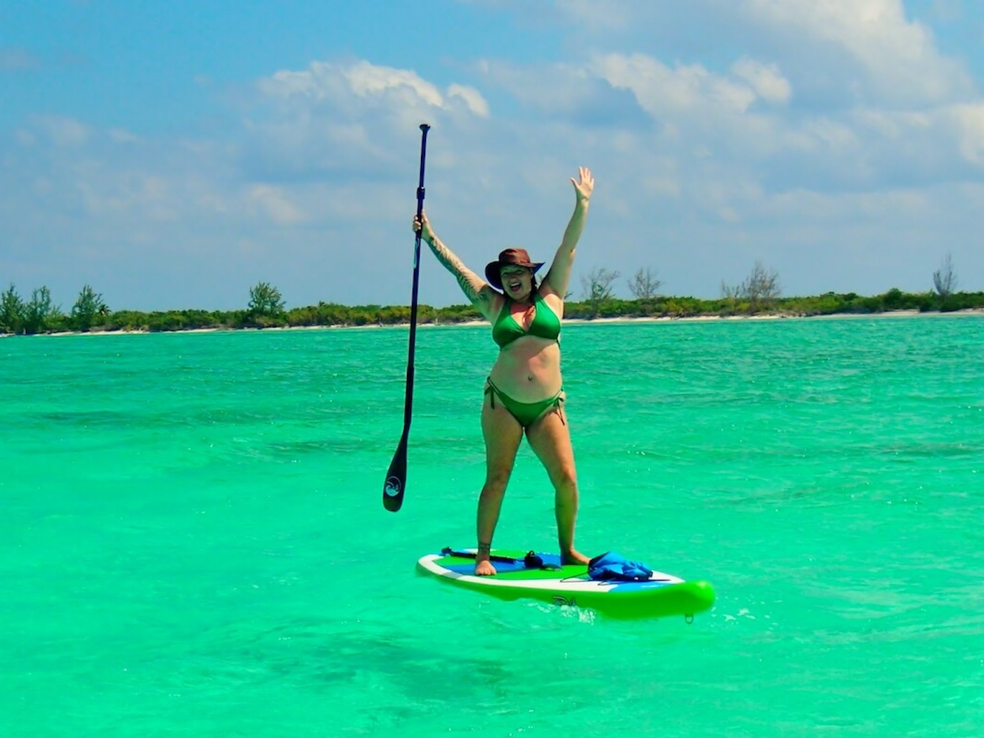 Cozumel SUP Caribbean Tour-2