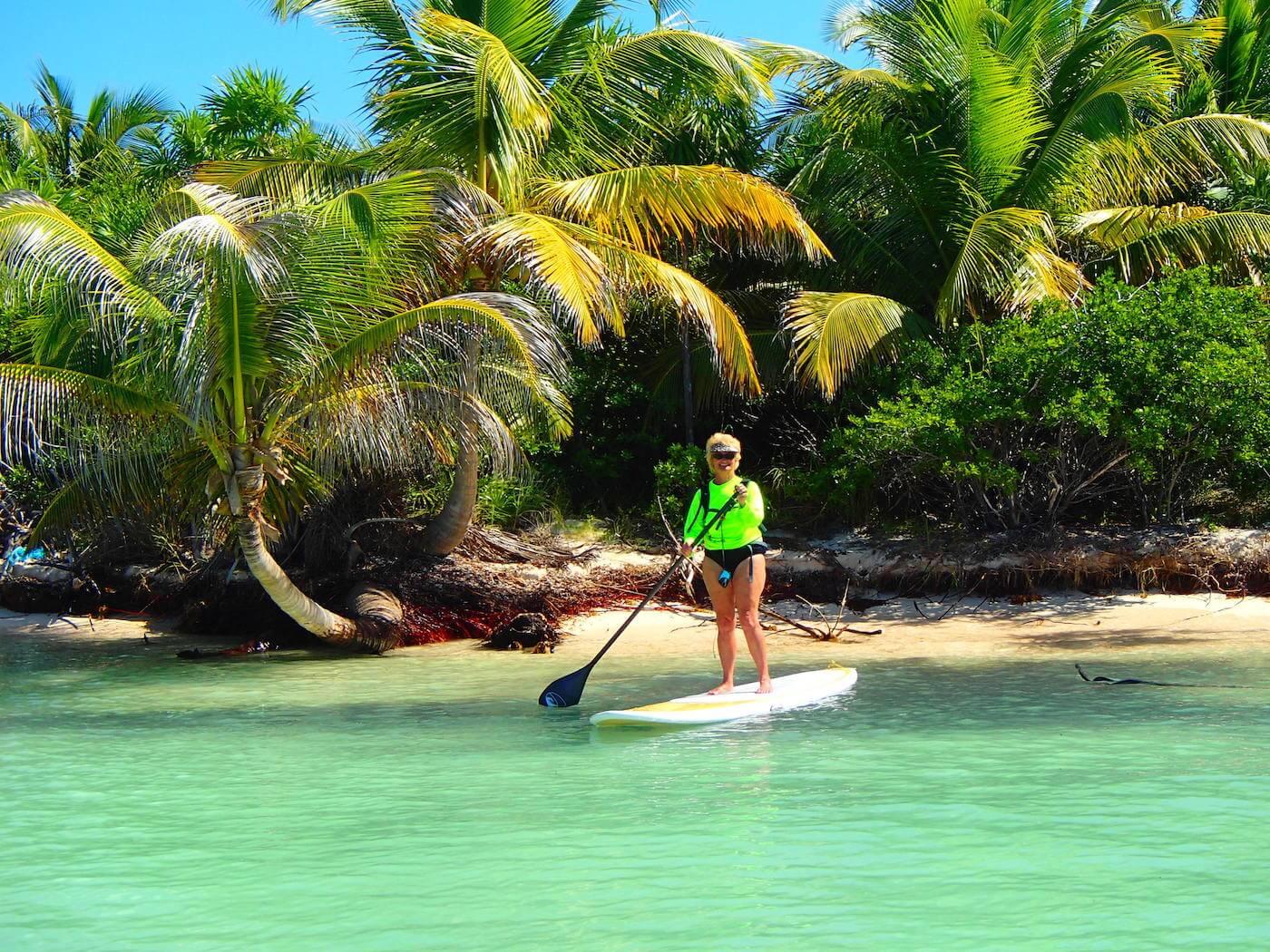Cozumel SUP Caribbean Tour-3