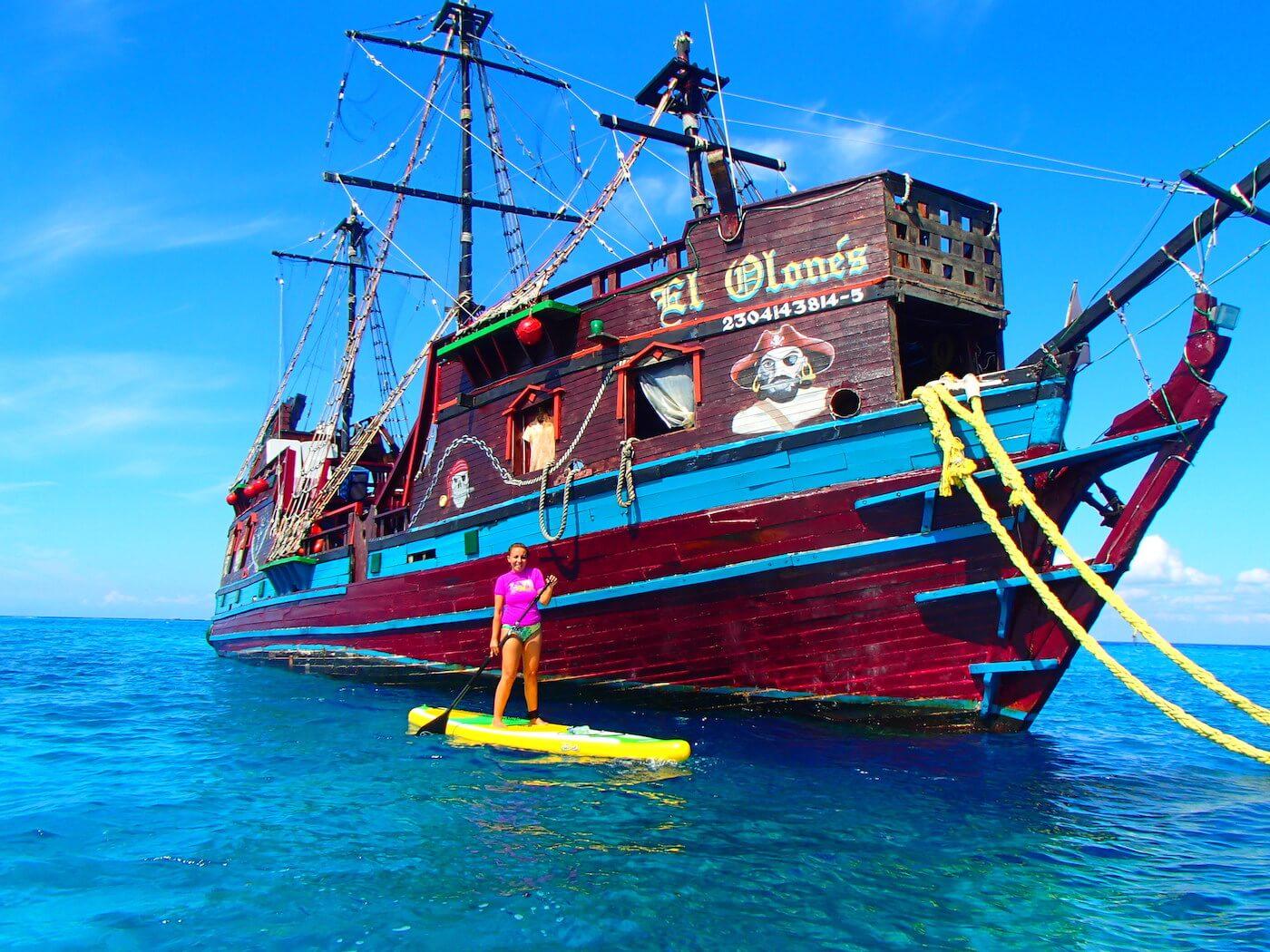 Cozumel SUP Shore Tour-1
