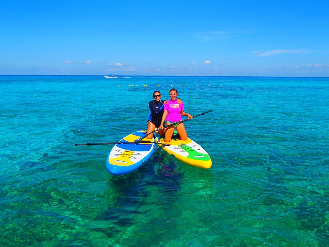 Cozumel SUP Shore Tour-2