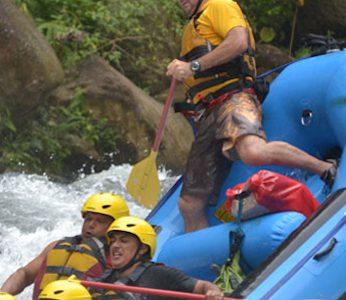 Cucaracho River Rafting