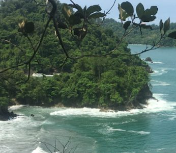 Manuel Antonio Coastal Hike