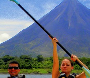 Lake Arenal Kayaking
