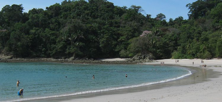 Top 5 beaches in the Pacific Coast of Costa Rica