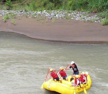 Two Day Pacuare River Rafting Tour