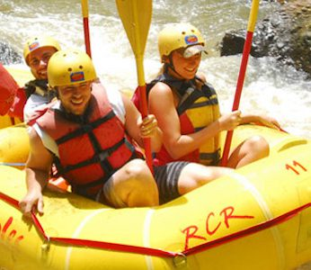 Tenorio River Whitewater Rafting