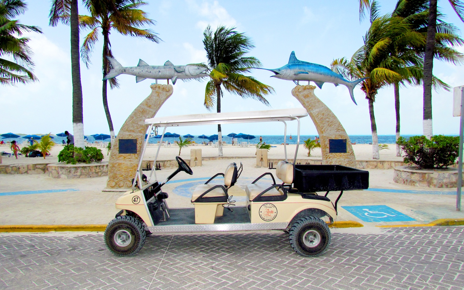 Isla-Mujeres-Golf-Cart-Rentals