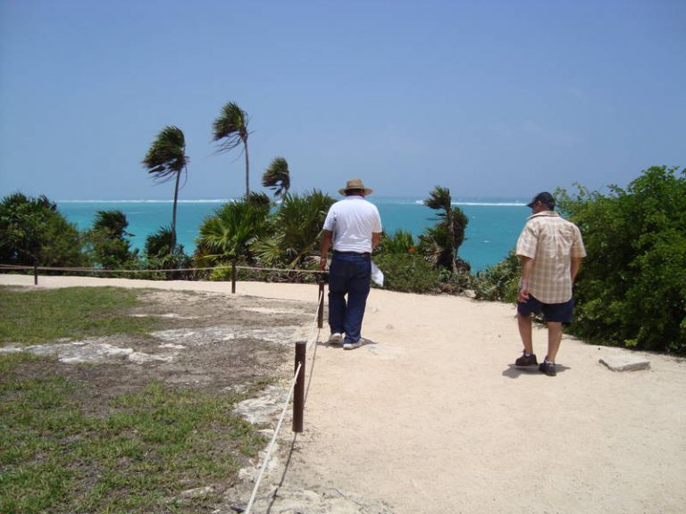 Tulum ruins guided tour