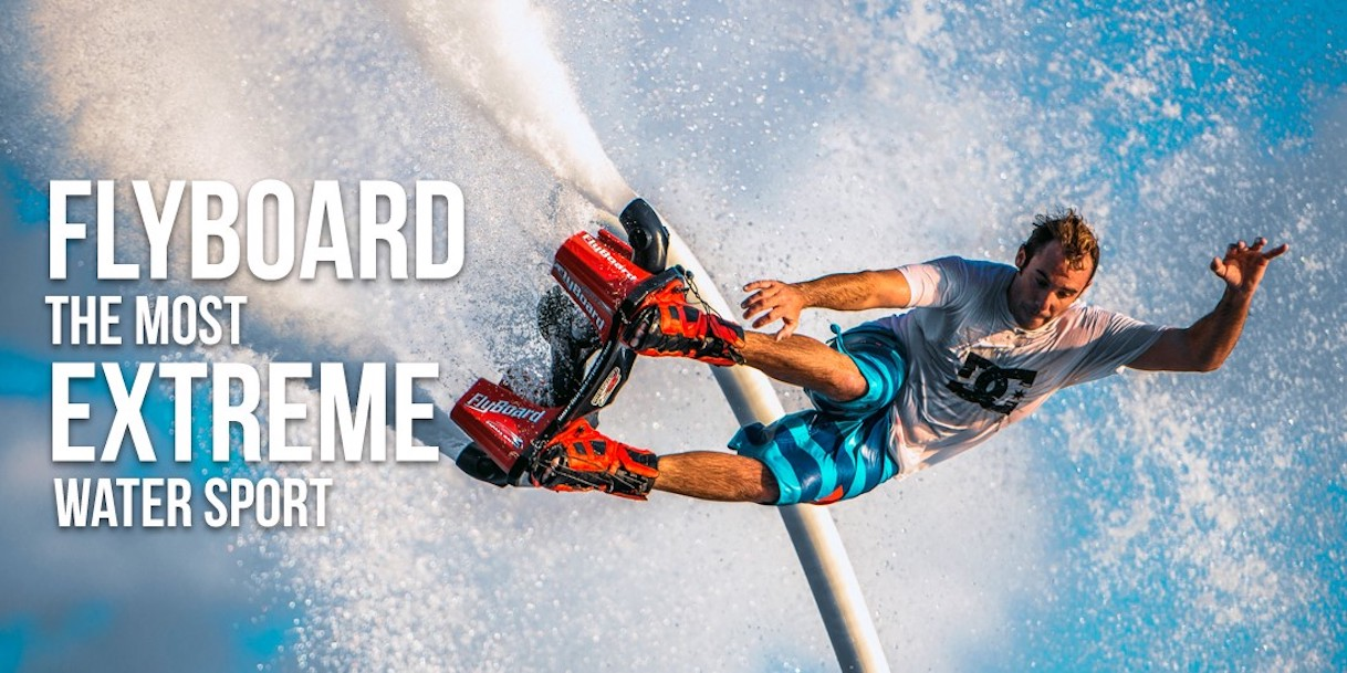 Book Your FlyBoard Experience