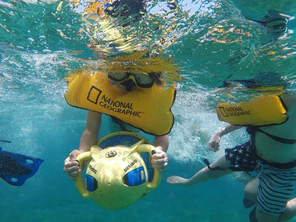 Isla Mujeres Snorkel Tour Nautik Adventours-4