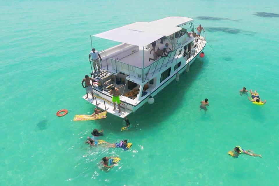 Isla Mujeres Snorkel Tour Nautik Adventours-5