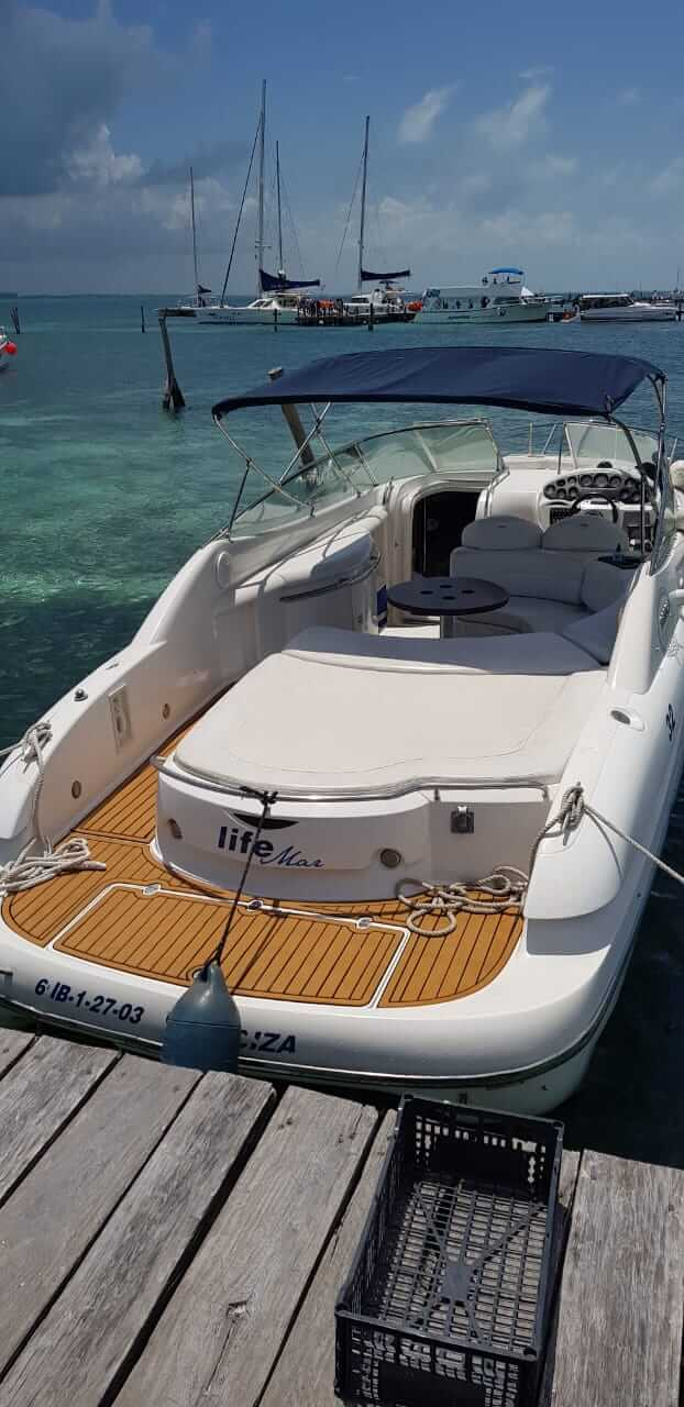Cancun Isla Mujeres Boat Tour-2