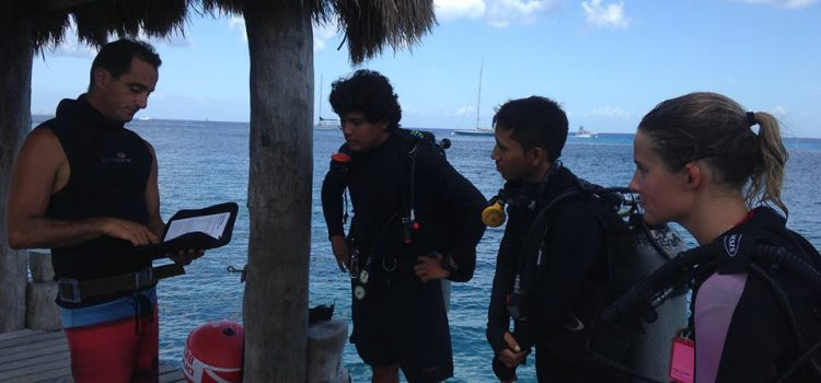 Cozumel Dive Courses