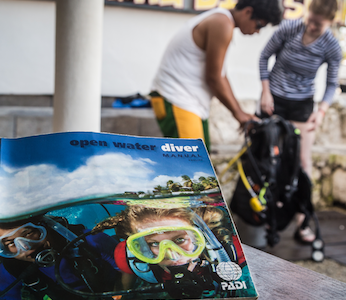 Dive Certification Courses