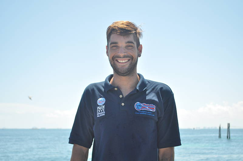 Federico Azurmendi (Mate / Assistant)