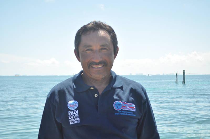 Gerardo Mendoza (Captain)