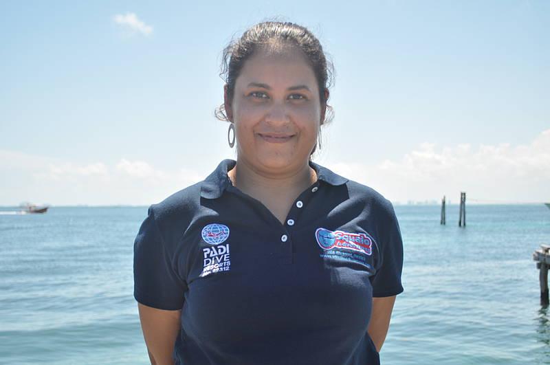 Nataly Fernandez (Administration Manager)
