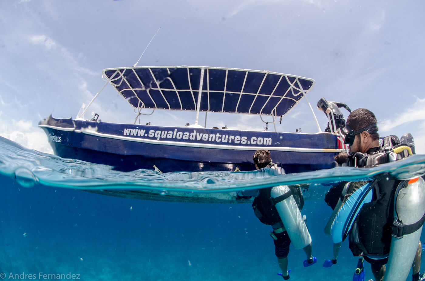 Isla Mujeres Dive Shop Scuba Diving and Snorkeling Tours-1