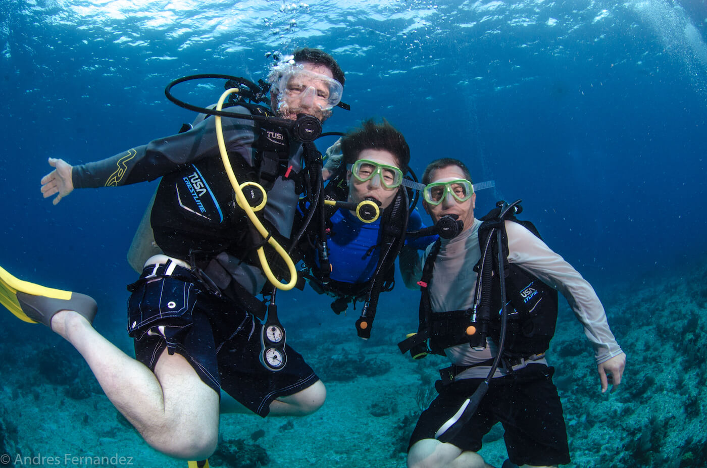 Isla Mujeres Scuba Diving Courses Squalo Adventures Dive Shop-21