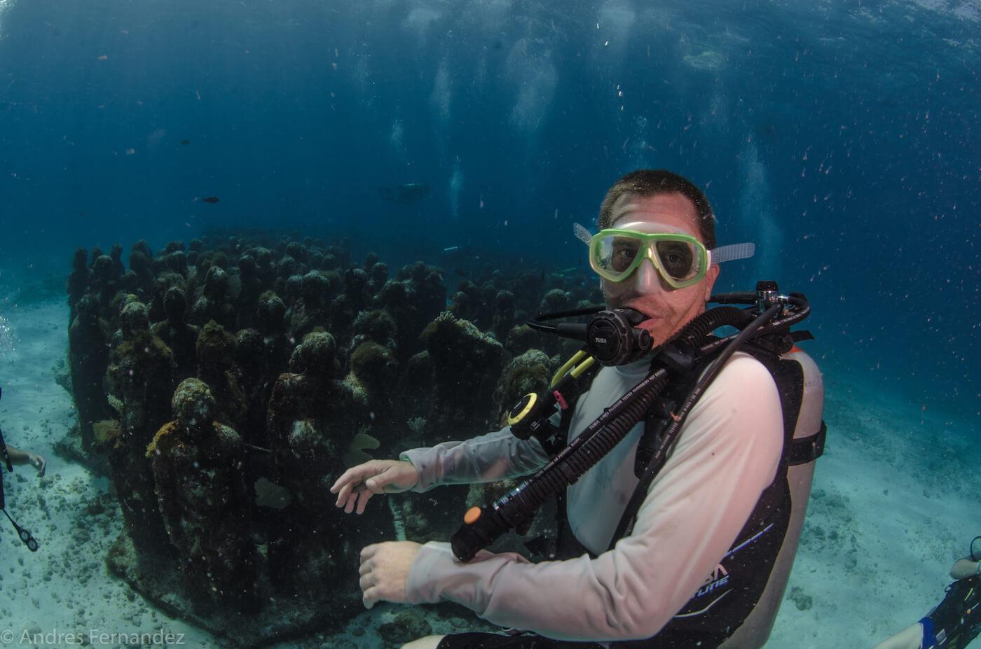 Isla Mujeres Scuba Diving MUSA Squalo Adventures-10
